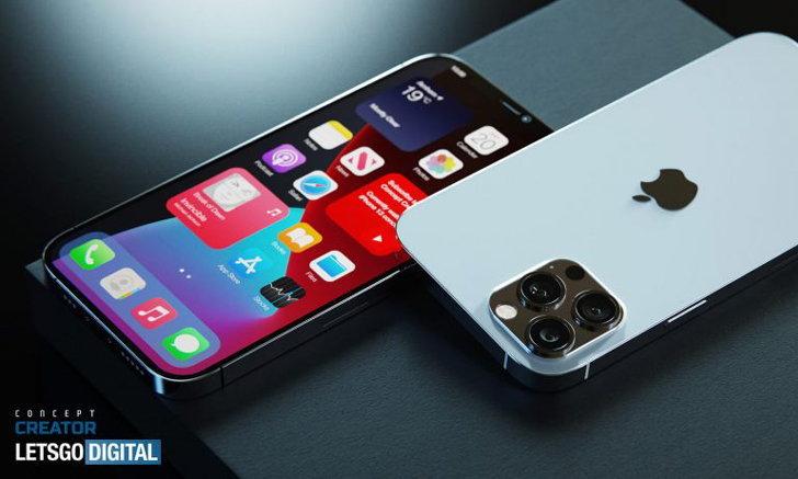 เผยภาพเรนเดอร์แรกของ iPhone 12S หรืออีกชื่อ iPhone 13 Pro ยังสวยเหมือนเดิม
