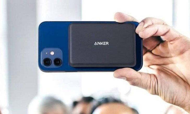 Anker เปิดตัว PowerCore Magnetic 5K แบตเตอรี่สำรองรองรับ MagSafe กับ iPhone 12