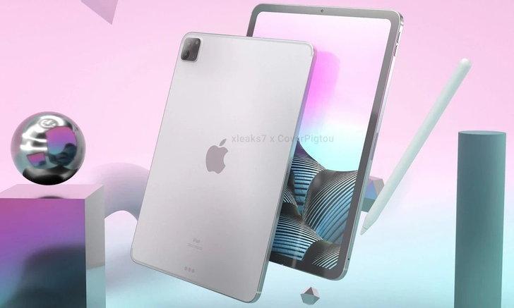 ลือ iPad Pro 2021 อาจจะได้ใช้ขุมพลังพื้นฐานชิป Apple M1 มาใช้งานครั้งแรก