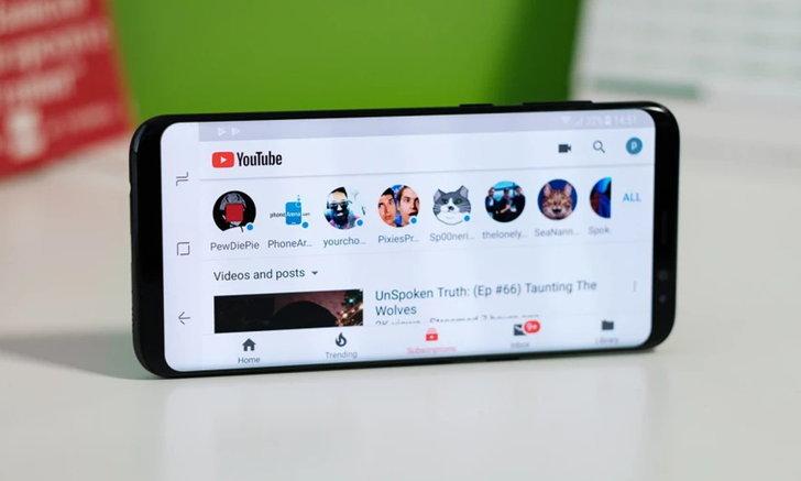 YouTube For Android รองรับการเล่นวิดีโอแบบ 4K HDR