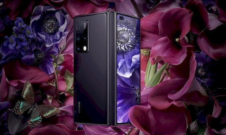 เปิดตัว Huawei Mate X2 มือถือพับได้รุ่นใหม่ สเปกกล้องซูมไกลสุดๆ