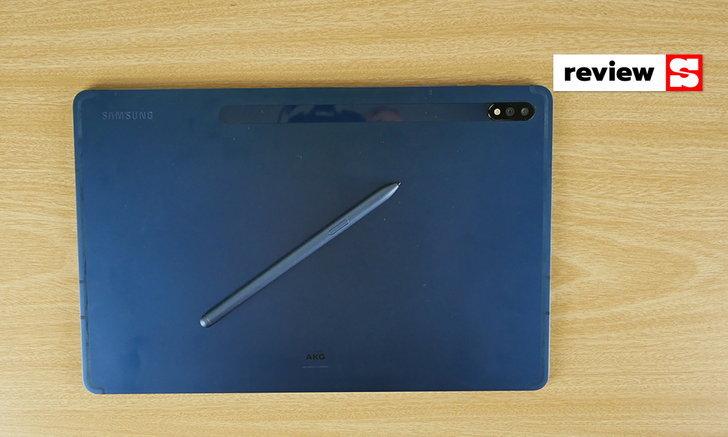 รีวิว Samsung Galaxy Tab S7+ 5G สีใหม่ Mystic Navy พร้อมทดลองความเร็วของ dtac 5G