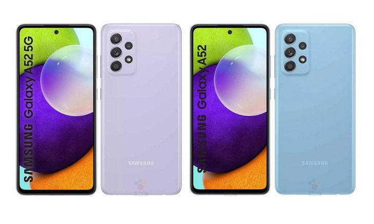 พบข้อมูล Samsung Galaxy A52 5G จะมาพร้อมกับเทคโนโลยีกันน้ำครั้งแรกของ Galaxy A