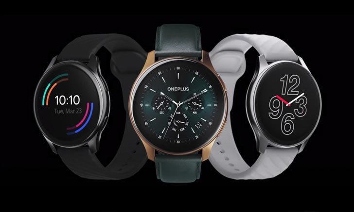 OnePlus เปิดตัว OnePlus Watch สมาร์ทวอทช์รุ่นแรกของค่าย