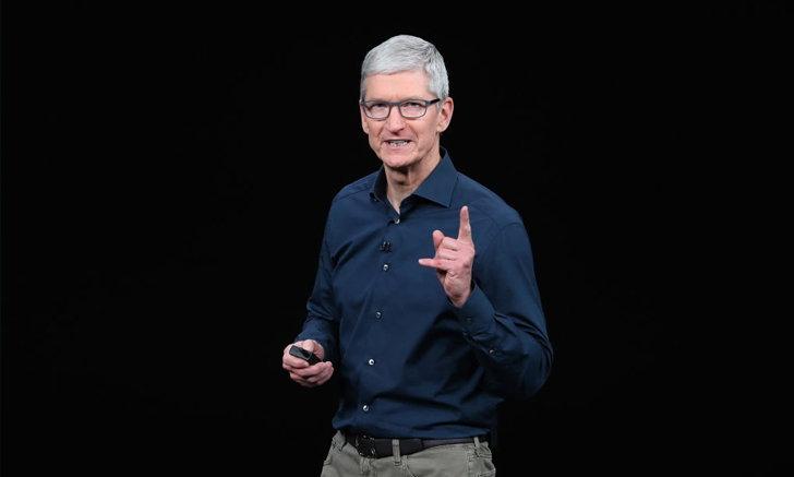 """ทิม คุก...ให้สัมภาษณ์ """"Augmented Reality จะสำคัญอย่างที่สุดต่ออนาคตของ Apple"""""""
