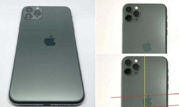 พบ iPhone 11 Pro วาง โลโก้ Apple ด้านหลังผิด ถูกประมูลในราคาเกือบแสน