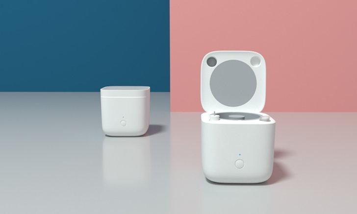 รู้จักกับ Cardlax EarBuds Washer เครื่องทำความสะอาดหูฟัง หน้าตาเหมือนเครื่องซักผ้า