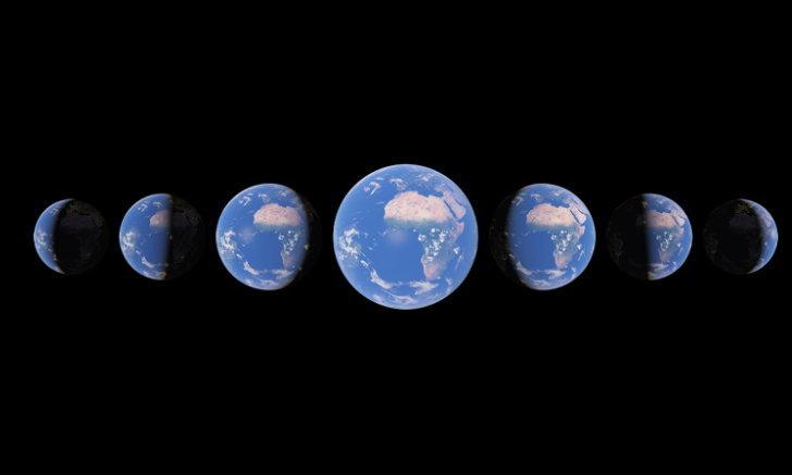 Google เผยการเปลี่ยนแปลงของโลกผ่าน Google Earth กับการอัปเดตครั้งใหญ่ที่สุดในรอบหลายปี