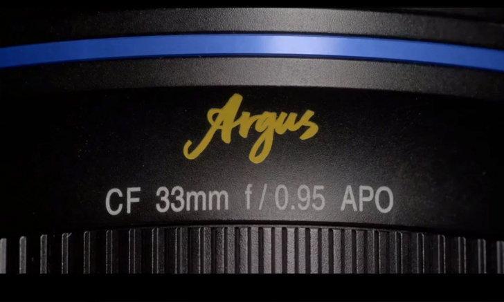 หลุดวิดีโอตัวอย่าง Laowa Argus 33mm f/0.95 APO สำหรับกล้องมิเรอร์เลส APS-C