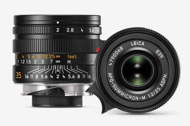 Leica APO-Summicron-M 35mm F/2 ASPH