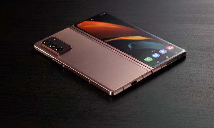 ลือ Samsung Galaxy Z Fold3 และ Z Flip2 จะสามารถกันน้ำได้แล้ว