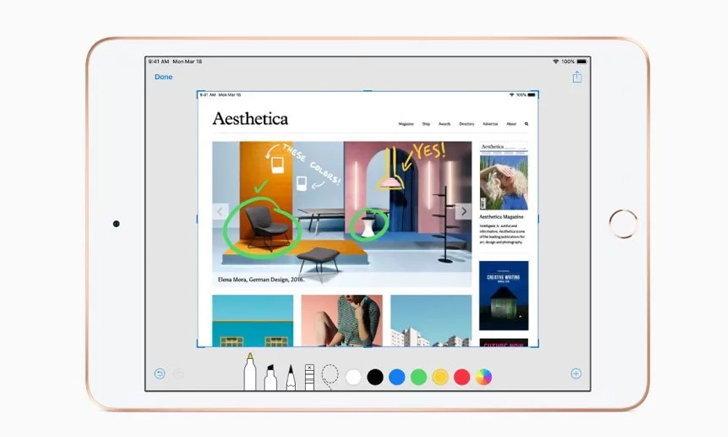 หลุด iPad Pro และ iPad mini 6 จอใหญ่ใหม่ ก่อนเปิดตัวจริง