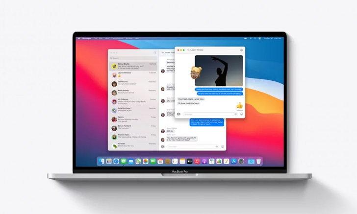 ลือ Apple M2 เข้าสู่กระบวนการผลิตแล้ว พร้อมเปิดตัวปลายปีนี้