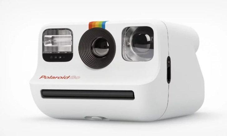 เปิดตัว Polaroid Go กล้องฟิล์ม instant ตัวเล็กที่สุดในโลก!