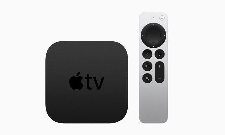 แอปเปิลเปิดตัว Apple TV 4K ใหม่ มาพร้อมชิป A12 Bionic และ Remote แบบใหม่
