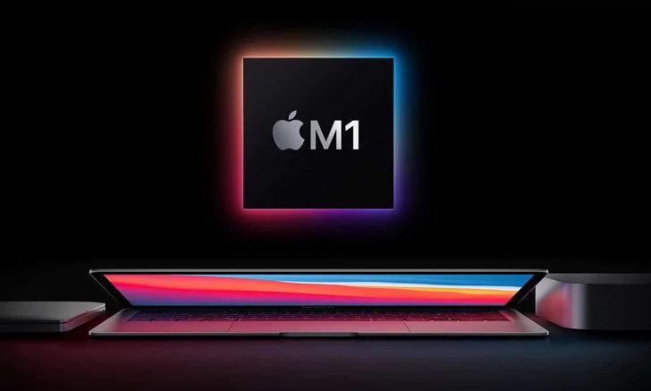 หน้าชา… Apple บอกเอง ขาย Mac M1 ได้มากกว่า Mac Intel ที่เหลือแล้ว