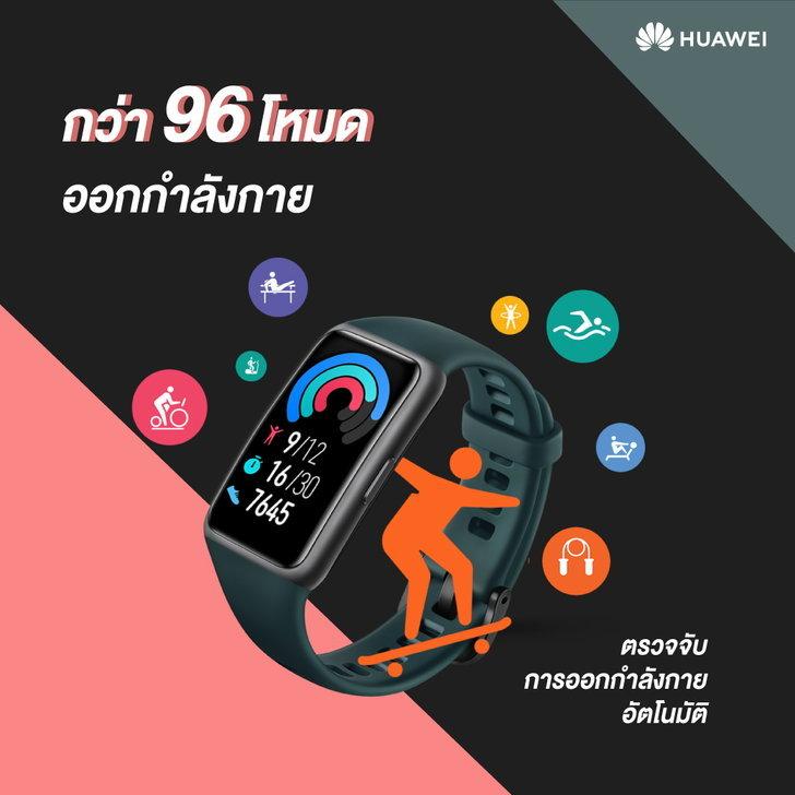 huaweiband6-96modesofe