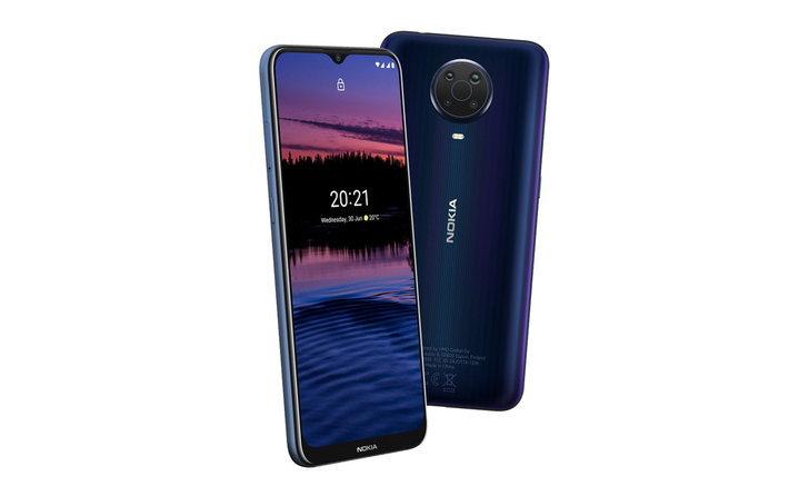 Nokia เปิดตัว G20 Smart Phone ราคาประหยัดพร้อมกับลูกเล่นครบใช้ Apps ภาครัฐได้