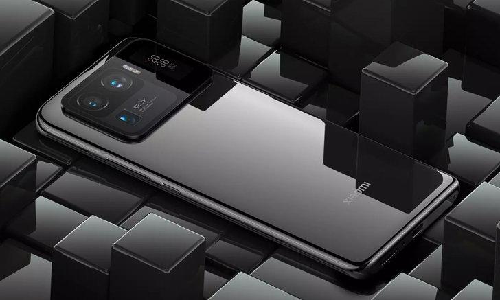 Xiaomi Mi 11 Ultra มือถือไฮเอนด์ 2 จอ กล้องเทพเปิดตัวแล้ววันนี้(ขายเพียง 100 เครื่องเท่านั้น)