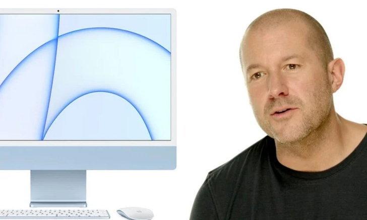 Jony Ive เป็นผู้มีส่วนการออกแบบ iMac M1 รุ่นใหม่แม้ว่าจะออกจาก Apple มานานแล้ว