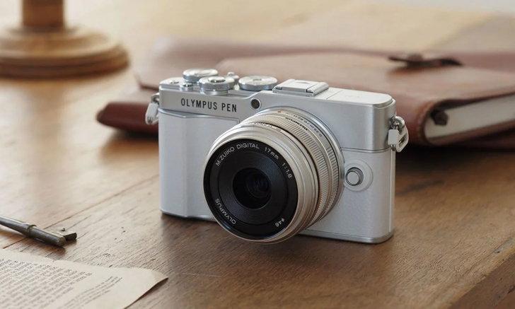 เปิดตัว Olympus PEN E-P7 กล้องมิเรอร์เลส Micro Four Thirds ดีไซน์สวย แต่ไม่ขายไทย