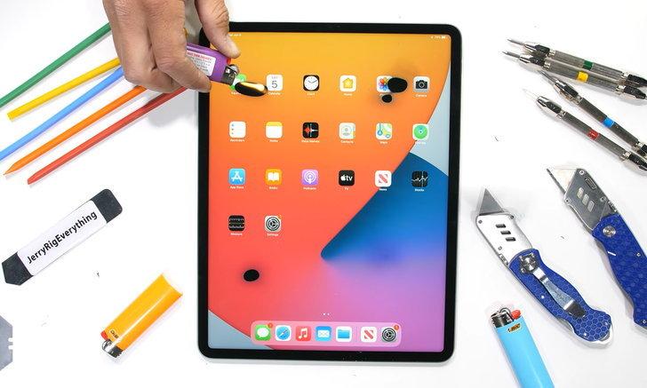 ชมคลิปทดสอบความทึกทนของ iPad Pro 12.9 นิ้ว (2021) ขุมพลัง M1 จะทนแค่ไหนมาดูกัน
