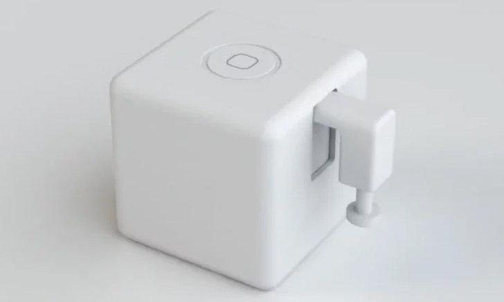 เครื่องใช้ไฟฟ้าเก่าก็ฉลาดได้ด้วย Fingerbot Plus