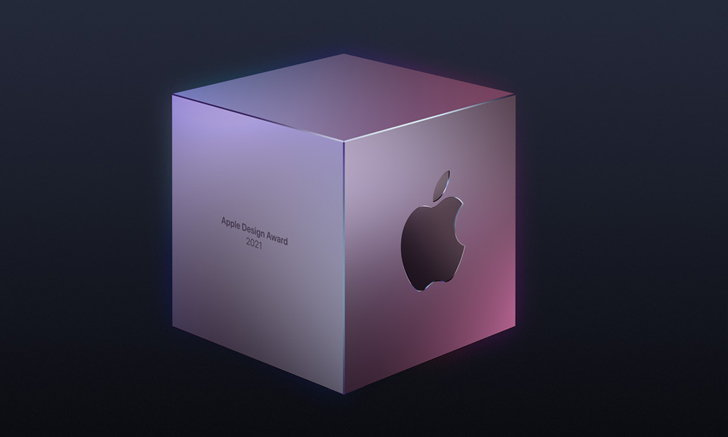 Apple ประกาศผู้ชนะรางวัล Apple Design Awards ประจำปี 2021