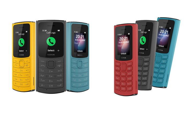เปิดตัว Nokia 105 4G และ Nokia 110 4G ฟีเจอร์ครบเครื่องแข็งแรง เริ่มต้น 990 บาท