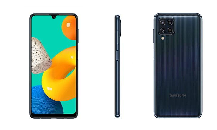 เปิดตัว Samsung Galaxy M32 พร้อมจอ AMOLED 90Hz แบตเตอรี่ 6000 mAh ในงบราคาไม่แพง