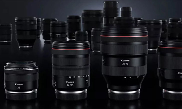 Canon เตรียมเปิดตัวเลนส์ RF 16mm f/2.8 และ RF 70-400mm f/5.6-7.1 IS USM เร็ว ๆ นี้