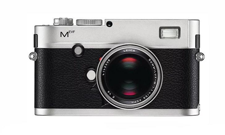 ลือ กล้อง Leica RM จะมาพร้อมกับช่องมองภาพ EVF แบบ built-in
