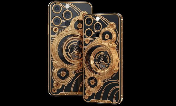 ชมภาพ Concept ของ iPhone 13 Pro สุดหรูหราออกแบบโดย Caviar