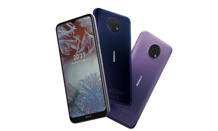 Nokia G10 มือถือระดับกลางเริ่มวางหน่ายในประเทศไทย 1 กรกฏาคม นี้ในราคา 3,990 บาท