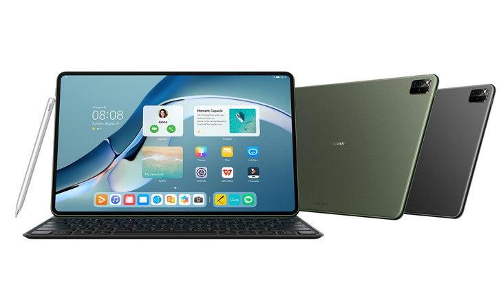 ขายแล้ววันนี้ HUAWEI MatePad Pro 12.6-inch แท็บเล็ตพรีเมียม จอใหญ่ รองรับปากกาและคีย์บอร์ด