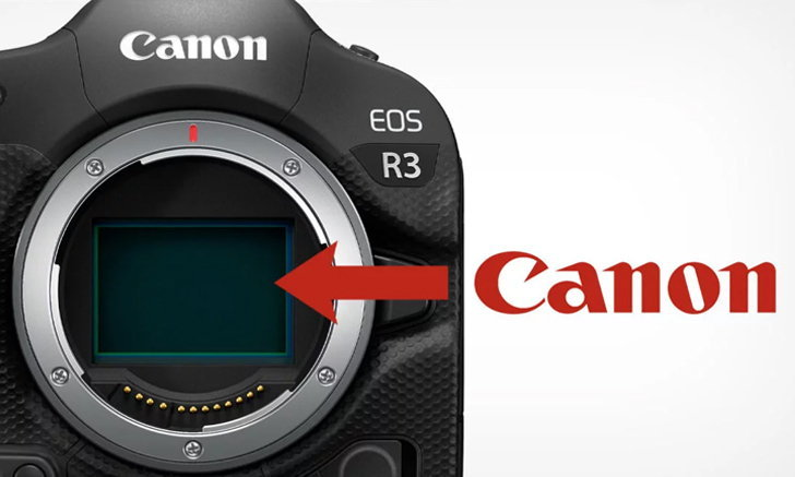 Canon ปฏิเสธข่าวลือ! เซนเซอร์ของ EOS R3 ไม่ได้ผลิตโดย Sony