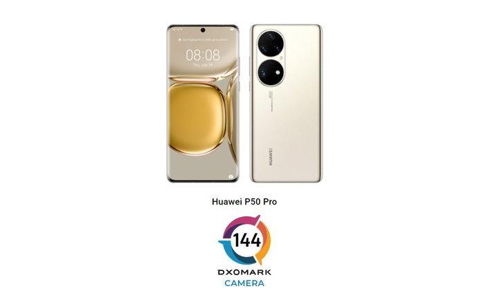 DXOMark เผยคะแนนประสิทธิภาพของกล้อง Huawei P50 Pro ครองนำแหน่งสูงสุดอีกเช่นเคย