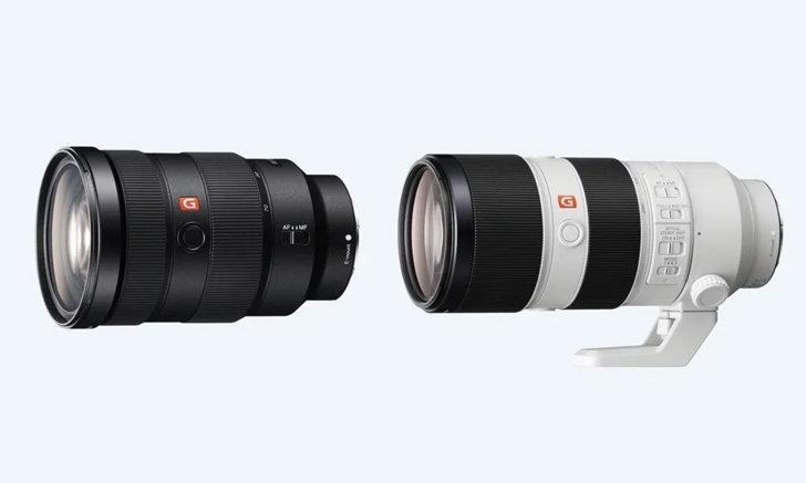 อัปเดตข่าวลือ Sony FE 24-70mm f/2.8 GM II และ FE 70-200mm f/2.8 GM II