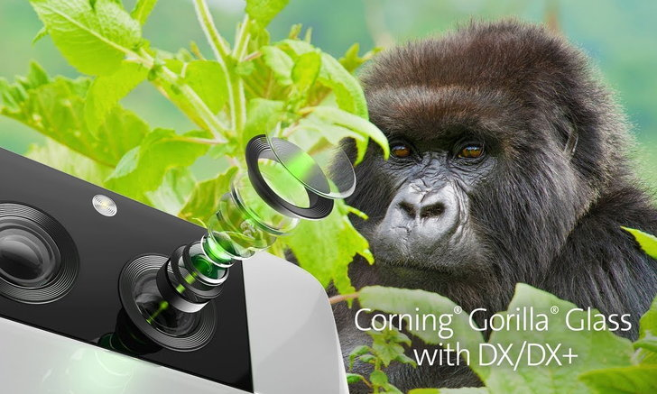 Corning เปิดตัว Gorilla Glass DX กระจกปิดเลนส์รุ่นใหม่คุณภาพสูงเพื่อมือถือโดยเฉพาะ