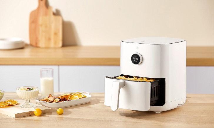 เปิดตัว Mi Smart Air Fryer หม้อทอดไร้น้ำมันอัจฉริยะ ขนาด 3.5 ลิตร