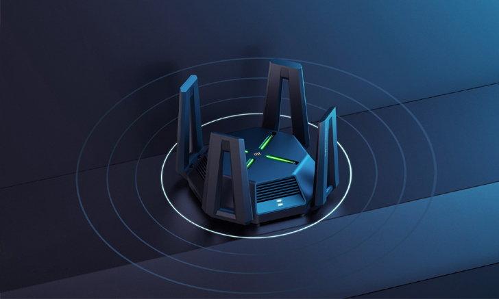 Mi Router AX9000 เติมพลังชีวิตสุดสมาร์ทด้วยการเชื่อมต่อที่แข็งแกร่ง