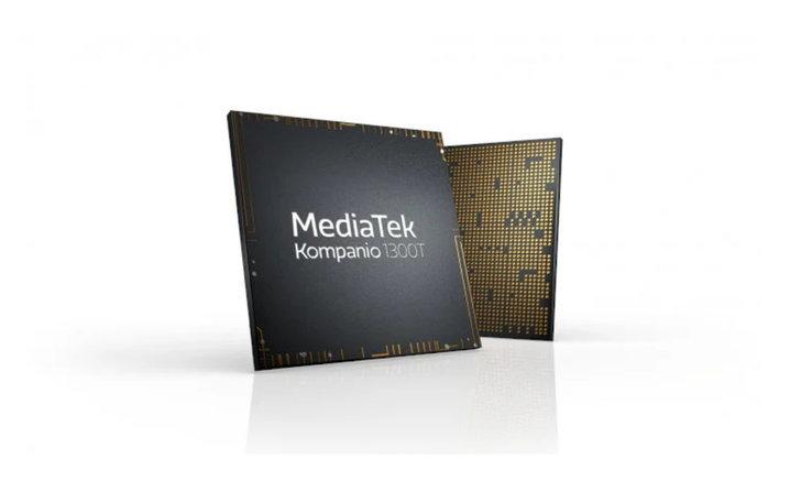 MediaTek เผยโฉม Kompanio 1300T ขุมพลังรองรับการทำงานบน Tablet และรองรับ 5G