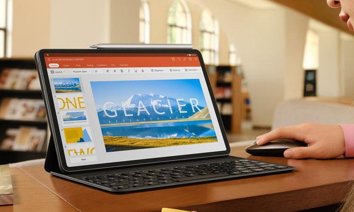 หัวเว่ยเปิดตัว HUAWEI MatePad 11 แท็บเล็ตรุ่นแรกจากหัวเว่ยที่หน้าจอรองรับอัตราการเฟรช 120 Hz