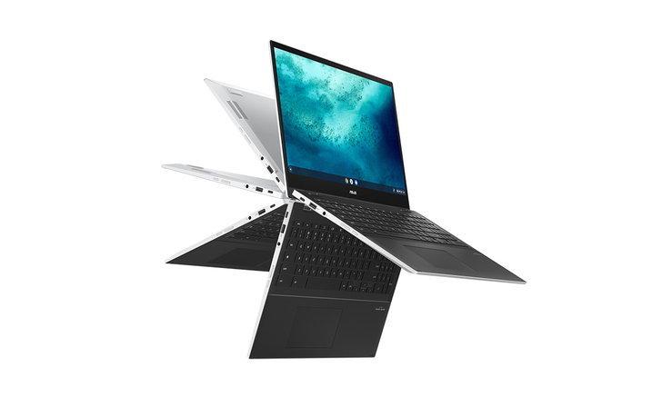 เปิดตัว ASUS Chromebook คอมพิวเตอร์ระบบปฏิบัติการ Chrome OS บางเบาและใช้งานได้สะดวกกว่าเดิม