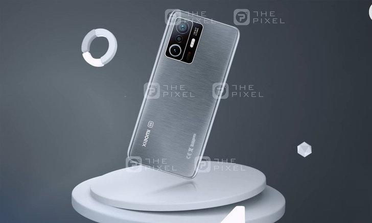 เผยภาพเรนเดอร์ล่าสุด Xiaomi 11T และ 11T Pro พร้อมสเปก ก่อนเปิดตัวคืนพรุ่งนี้