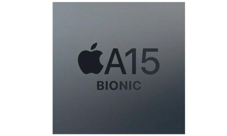 หรือข่าวลือจะเป็นจริง? พบคะแนน Apple A15 Bionic แรงขึ้นแค่นิดเดียว