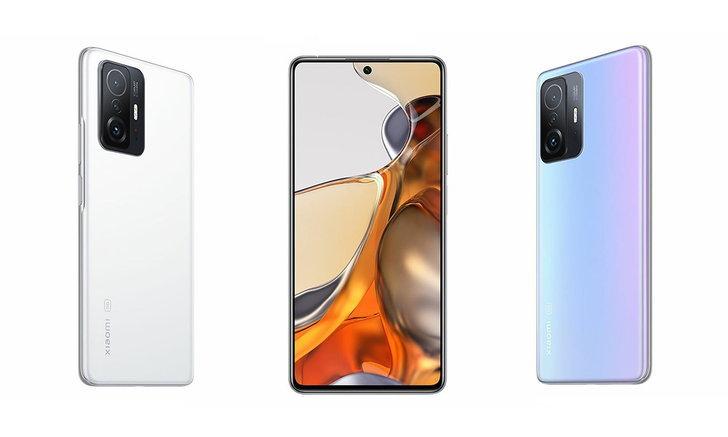 เปิดราคา Xiaomi 11T Series มือถือกลุ่มเรือธงรุ่นปลายปีอัปเกรดเรื่องกล้อง ในราคาเริ่มต้น 13,990 บาท