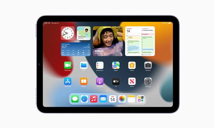 """สรุปความเปลี่ยนแปลงใหม่ใน """"iPadOS 15"""" พร้อมให้ใช้งานแล้ววันนี้"""