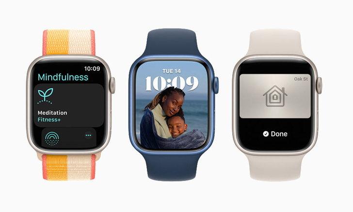 """สรุปความเปลี่ยนแปลงใหม่ใน """"watchOS 8"""" พร้อมให้ใช้งานแล้ววันนี้"""