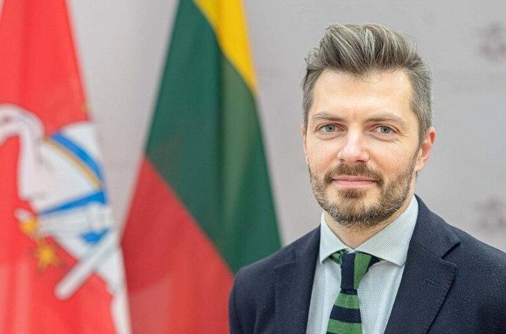 มาร์กิริส อบูเกวิเชียส (ที่มา: Baltic News)